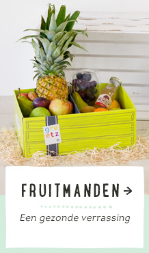 Fruitmand versturen